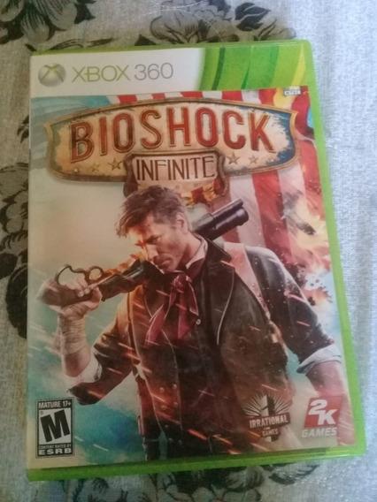 Bioshock Infinite - Xbox 360 (usado)
