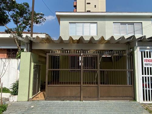 Sobrado À Venda, 141 M² Por R$ 950.000,00 - Parque Da Mooca - São Paulo/sp - So2023