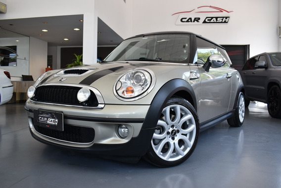 Mini Cooper 1.6 S Hot Peeper - Carcash