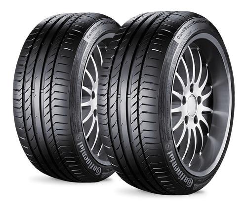 Kit X2 Neumáticos 235/55/19 Continental Sport Contact 5 Suv