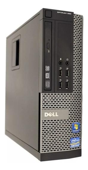 Cpu Dell Optiplex 390 Core I3 3.30ghz 8gb Ddr3 / Hd 500 Sata