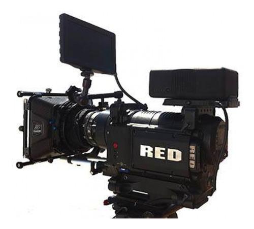 Imagen 1 de 10 de Camara De Cine Red One Accesorios Nuevos