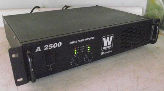 Potencia Machine A 2500 Wvox