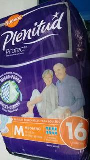 Pañales Para Adultos Plenitud Protec Talle M