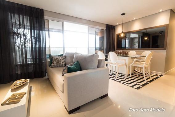 Apartamento Em Cocó, Fortaleza/ce De 126m² 3 Quartos À Venda Por R$ 1.094.000,00 - Ap161722