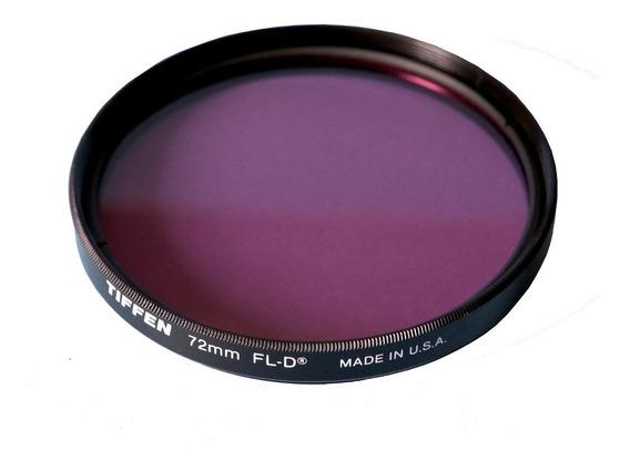 Filtro Tiffen Fl-d 72mm Para Lentes Canon Nikon Sony Todas