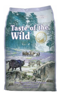 Taste Of The Wild Sierra Mountain Cor - kg a $20000