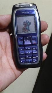Celular Nokia 3220 Con Luces Solo Para Claro