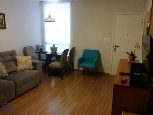 Apartamento Com 2 Dorms, Boqueirão, Santos - R$ 455 Mil, Cod: 19156 - V19156