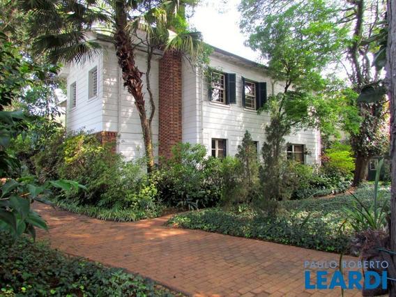 Casa Assobradada - Jardim América - Sp - 490897