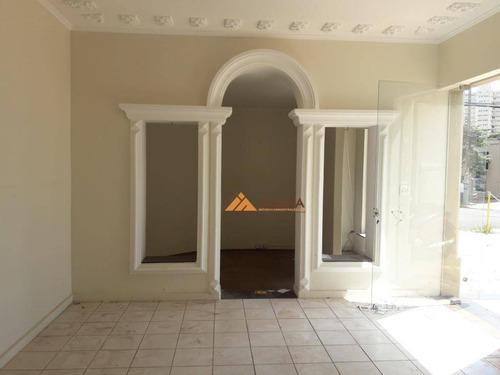 Sobrado Com 3 Dormitórios Para Alugar, 220 M² Por R$ 7.000,00/mês - Jardim Sumaré - Ribeirão Preto/sp - So0407