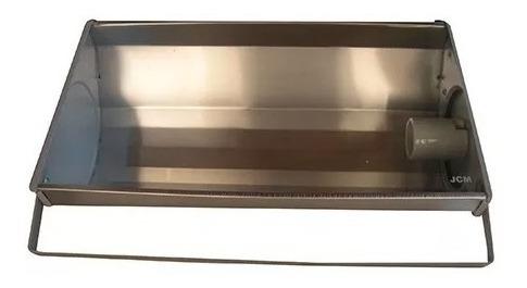 Refletor Retangular Alumínio 1.000w E-40