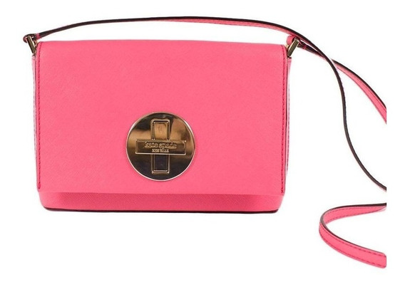 Bolsa Kate Spade Original Sally Newbury Lane - Bazooka Pink