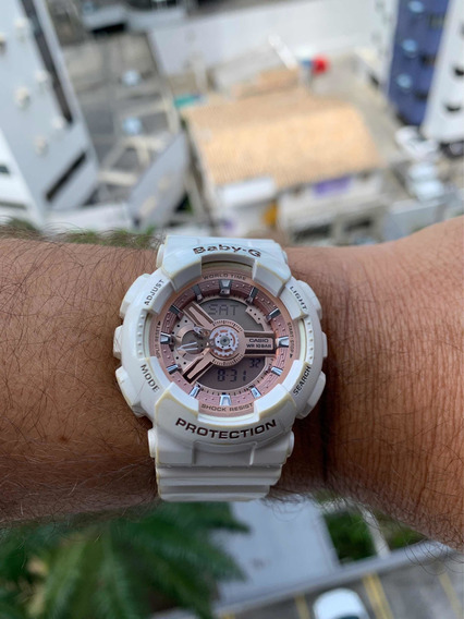 Casio G-shock Baby G Branco Original.