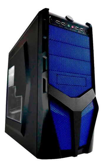 Pc Gamer Barato 8gb Intel 500gb/ Geforce 2gb + Jogos Brinde