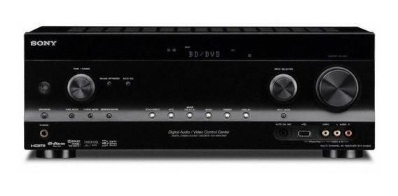 Receiver Sony Str -dh 820 Com Detalhe.