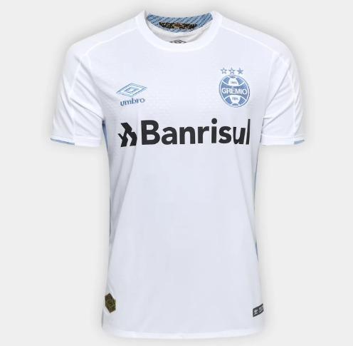 Camiseta Do Grêmio Ii 19/20 - Umbro