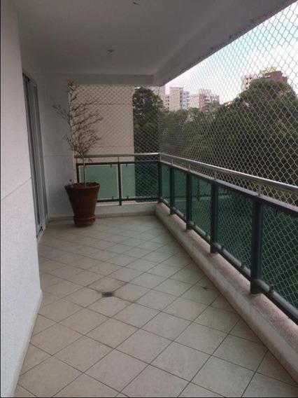 Apartamento Com 2 Dormitórios Para Alugar, 130 M² Por R$ 3.700/mês - Vila Andrade - São Paulo/sp - Ap6887
