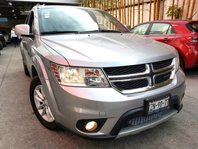 Dodge Journey 2.4 Sxt 7 Pasajeros Plus Mt 2015