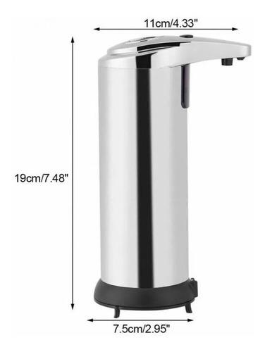 Imagen 1 de 5 de Dispensador Automático De Jabón Y Gel Sin Contacto