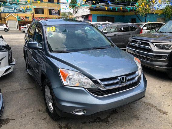 Honda Cr-v Exl 4x4 Clin Carfax