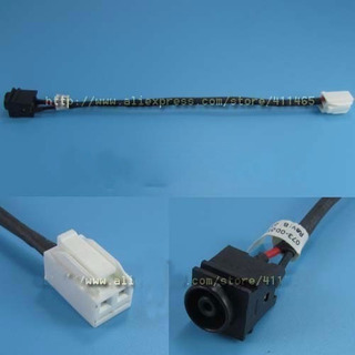 Jack Dc Power Cable Para Oem Sony Vaio Vgn Fs Fs630 / W Fs84