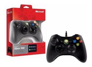 Palanca Control Mando Xbox 360 Y Pc Por Usb
