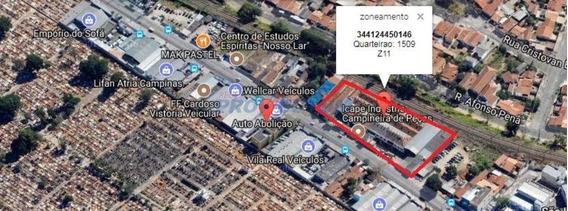 Área À Venda Em Ponte Preta - Ar267309