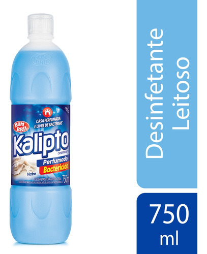 Imagem 1 de 1 de Desinfetante Kalipto Marine 750ml