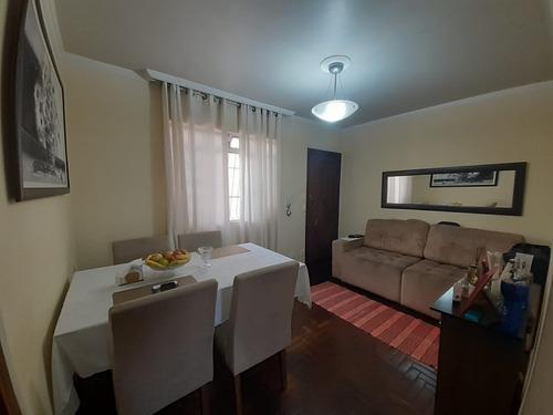 Imagem 1 de 17 de Apartamento À Venda, 2 Quartos, 1 Vaga, Santa Cruz Industrial - Contagem/mg - 25313