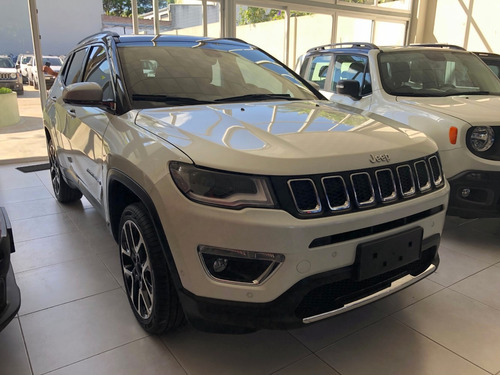 Jeep Compass 4x4 2.4 Limited Plus