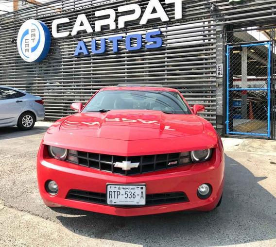 Chevrolet Camaro 2p Aut Lt V6