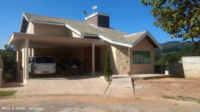 Casa Em Condomínio Para Venda Em Bragança Paulista, Condominio Floresta São Vicente - 878