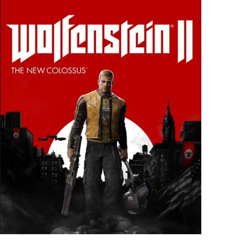 Wolfenstein Ii The New Colossus-pc-dvd(midia Fisica)