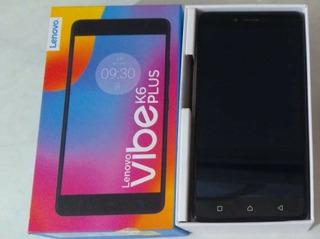 Celular Smart Fone Lenovo Vibe K6 Plus 32 Gb Ram 3 Gb Rom