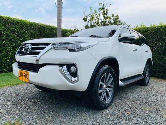 Toyota Fortuner Srv Refull