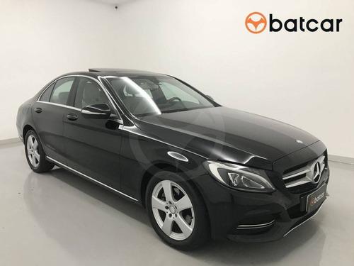 Imagem 1 de 15 de Mercedes-benz C 200 2.0 Cgi Avantgarde 16v Gasolina 4p