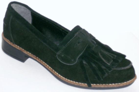 Mocasines Nazaria Cuero Borcegos Botas Botinetas Zapatos