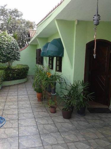 Casa Com 2 Dormitórios À Venda, 172 M² Por R$ 820.000 - Santa Maria - Santo André/sp - Ca0625