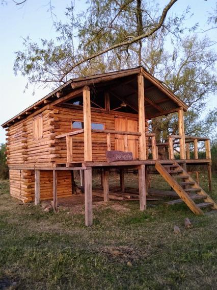 Hermosa Cabaña En Isla Los Marinos - Frente A Rosario