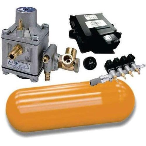 Imagen 1 de 3 de Equipo Gnc Para Motor Carburado Tubo 40 Litros