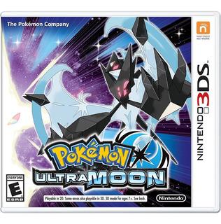 Pokemon Ultra Moon Para Nintendo 3ds A Meses Sin Intereses