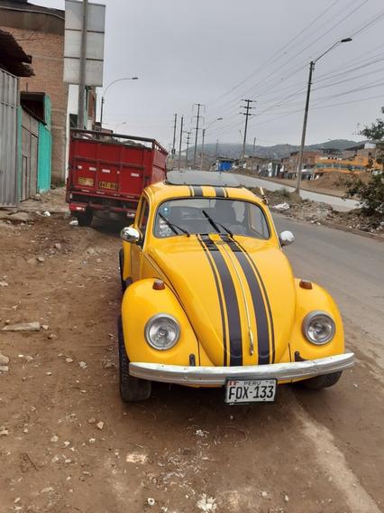 Volkswagen Escarabajo Coope 2 Puertas