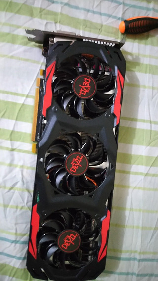 Amd Rx 480 Power Color Red Devil 8gb