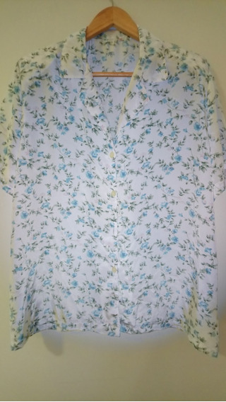 Camisa Mujer Talle Especial 56