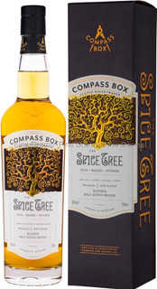 Whisky Compass Box Spice Tree 700ml. Envío Gratis!
