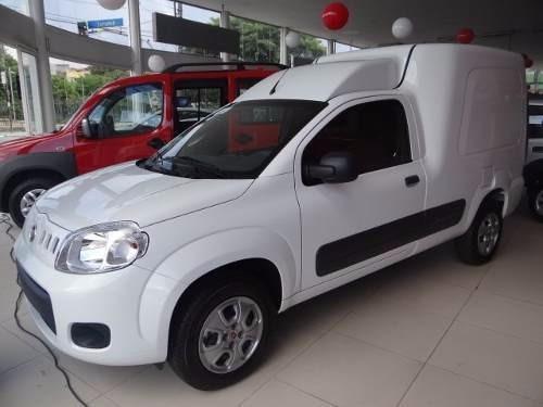 Plan Junio 0km Fiat Fiorino1.4 Gnc Retira$86.000 Y Cuotas L
