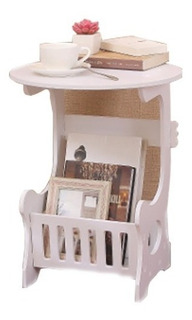 Mesa Revista Lila Multiusos Baño Mueble Organizador