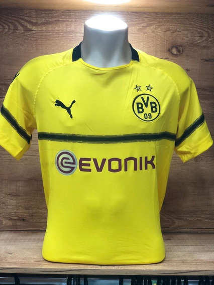 Camiseta Borussia Dortmund.