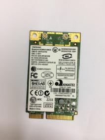 Placa Wireless Wifi Notebook Broadcom Bcm94312mcg